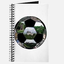 German Soccer Ball Journal