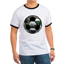 German Soccer Ball T