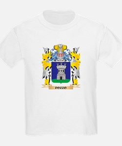 Pozzo Family Crest - Coat of Arms T-Shirt