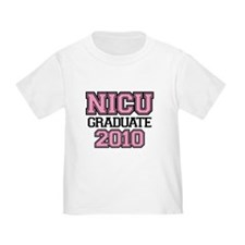 NICU Graduate Girl T