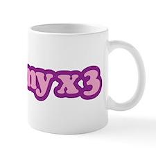 Mommy X 3 Mug