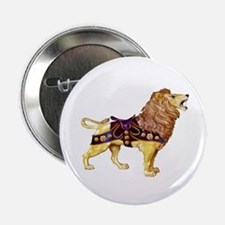 Carousel Lion Button