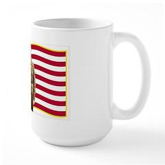 Audie Murphy Large Mug