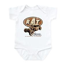 RAT - Semi Pipes Infant Bodysuit