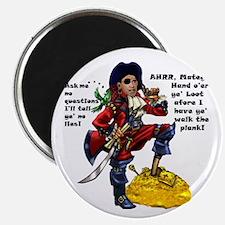 Obama Pirate - Hand O'er Ye Loot Magnet