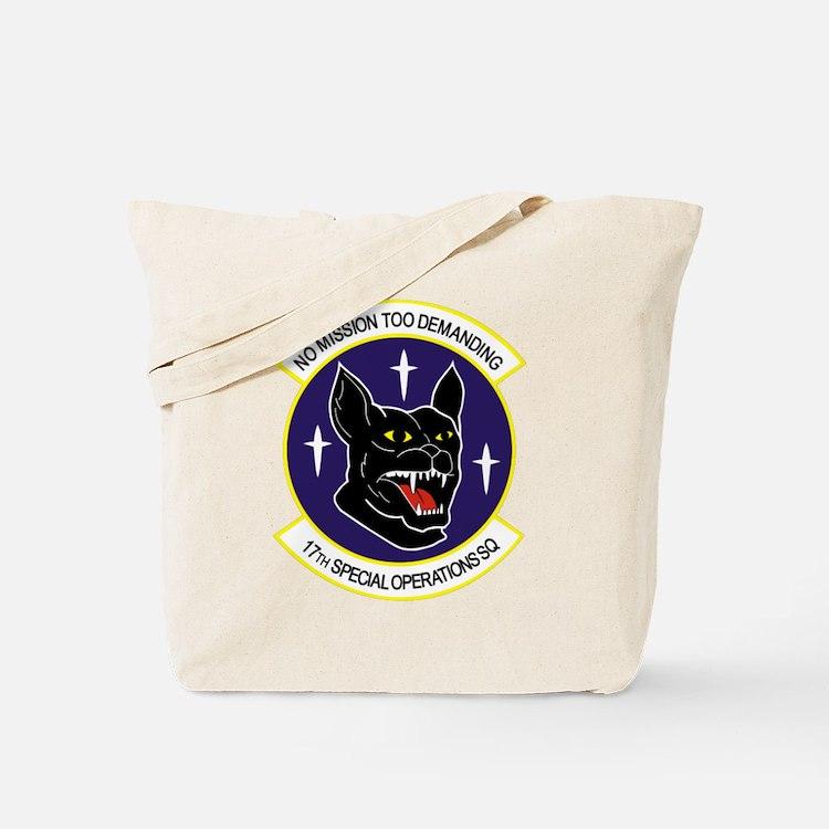17th SOS Tote Bag