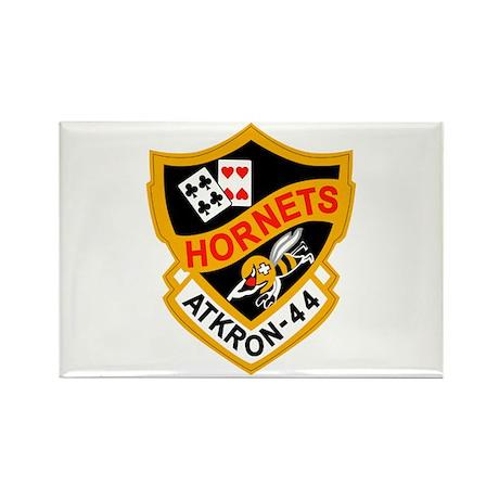 Va-44 Hornets Rectangle Magnet (10 pack)