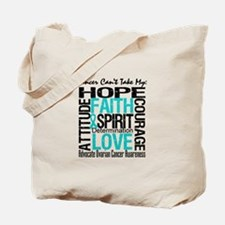 Ovarian Cancer Can't Tote Bag