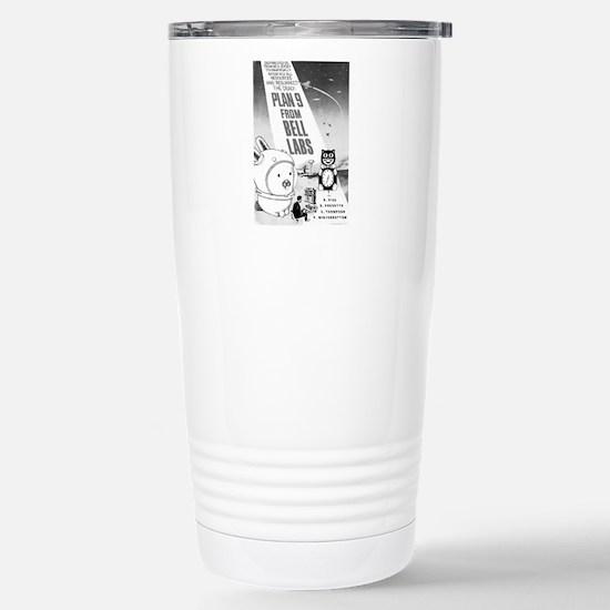 plan9 from bell l Travel Mug