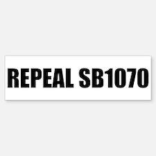 Repeal Bumper Sticker White
