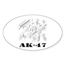 Unique Ak 74 Decal
