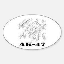 Cool Ak 74 Decal