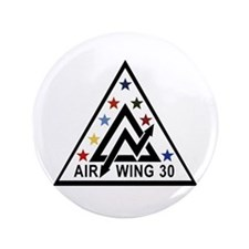 """Air Wing 30 3.5"""" Button (100 pack)"""