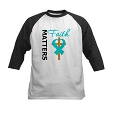 OvarianCancer Cross Tee