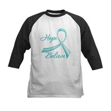 OvarianCancer HopeBelieve Tee