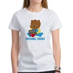 Preschool Teacher Bear Women's T-Shirt