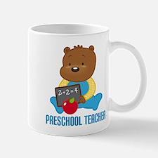 Preschool Teacher Bear Mug