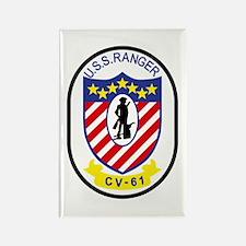 CV-61 Rectangle Magnet (100 pack)