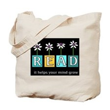 Read - It helps your mind gro Tote Bag