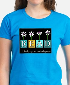 Read - It helps your mind gro Tee
