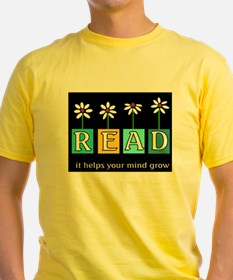 Read - It helps your mind gro T