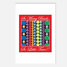 So Many Beads Postcards (Package of 8)