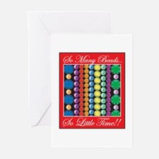 So Many Beads Greeting Cards (Pk of 10)