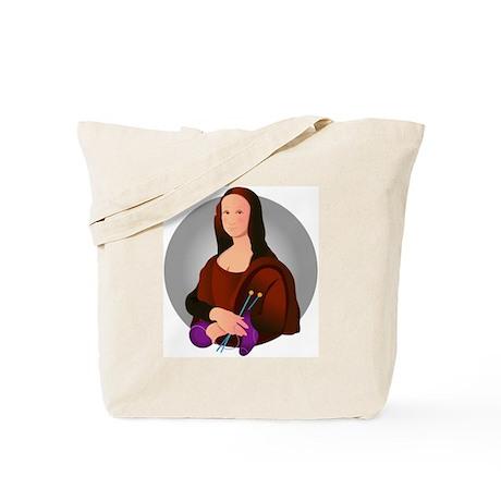 Mona Knits! Tote Bag
