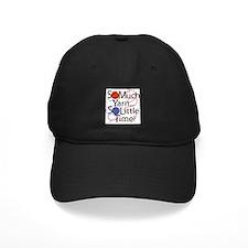 So Much Yarn..... Baseball Hat