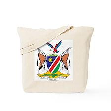 Namibia Coat Of Arms Tote Bag