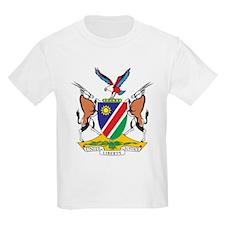 Namibia Coat Of Arms Kids T-Shirt