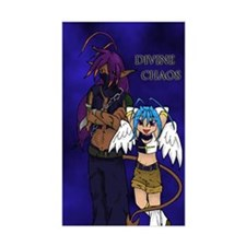 Divine Chaos Rectangle Decal