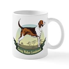 Treeing Walker Coonhound: Banner Series Mug