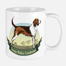 Treeing Walker Coonhound: Banner Series Mug