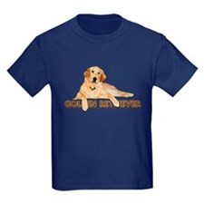 Golden Retriever Painted T
