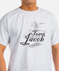 Team Jacob Werewolf T-Shirt