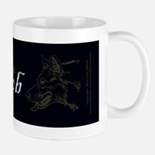 Team Jacob Werewolf Mug