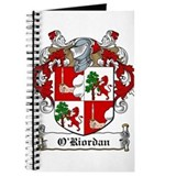 Irish o\'riordan Journals & Spiral Notebooks