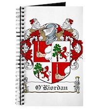 O'Riordan Coat of Arms Journal
