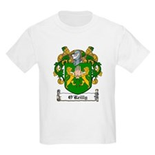 O'Reilly Family Crest Kids T-Shirt
