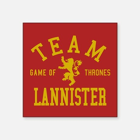 Team Lannister Sticker
