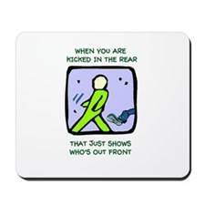 WhosUpFront Mousepad