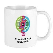 Believe Small Mug