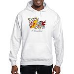 O'Quinlan Coat of Arms Hooded Sweatshirt