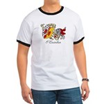 O'Quinlan Coat of Arms Ringer T