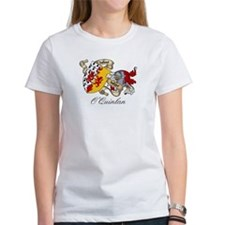 O'Quinlan Coat of Arms Tee