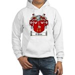 O'Quin Family Crest Hooded Sweatshirt