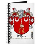 O'Quin Family Crest Journal