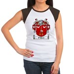 O'Quin Family Crest Women's Cap Sleeve T-Shirt