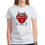 O'Quin Family Crest Women's T-Shirt